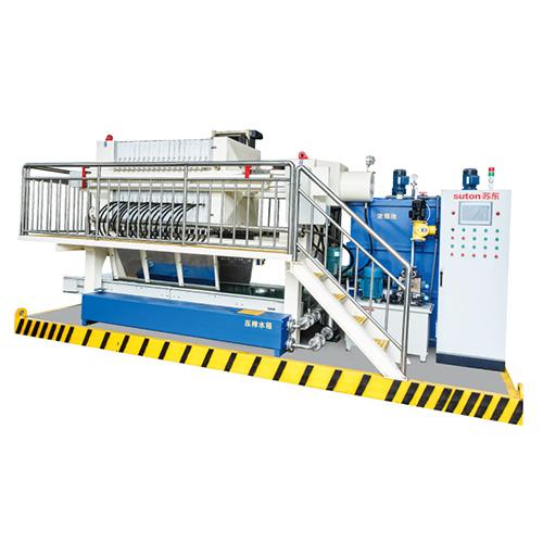 高效高壓污水處理集成系統裝置