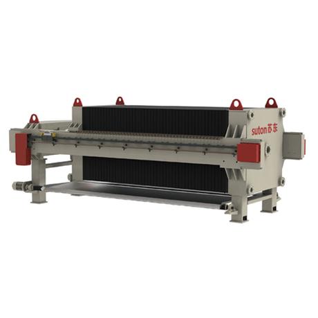 橡膠板框壓濾機